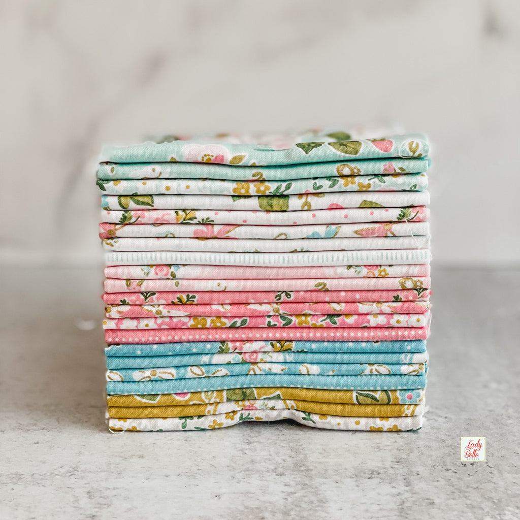 Milk and Honey by Elea Lutz for Riley Blake Designs Fat Quarter Bundle