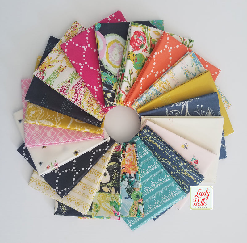 Millie by Bari J for Art Gallery Fabrics Fat Quarter Bundle
