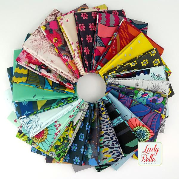 Mod Corsage by Anna Maria Horner for Free Spirit Half Yard Bundle