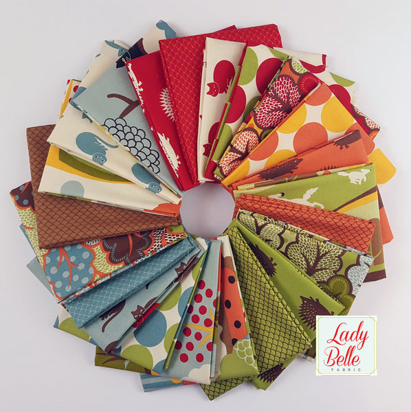 Neco by MoMo for Moda Fat Quarter Bundle