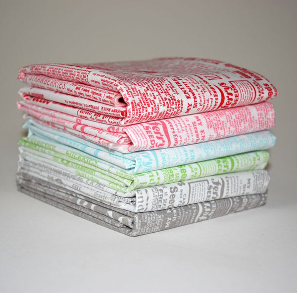 Pam Kitty Fat Quarter bundle