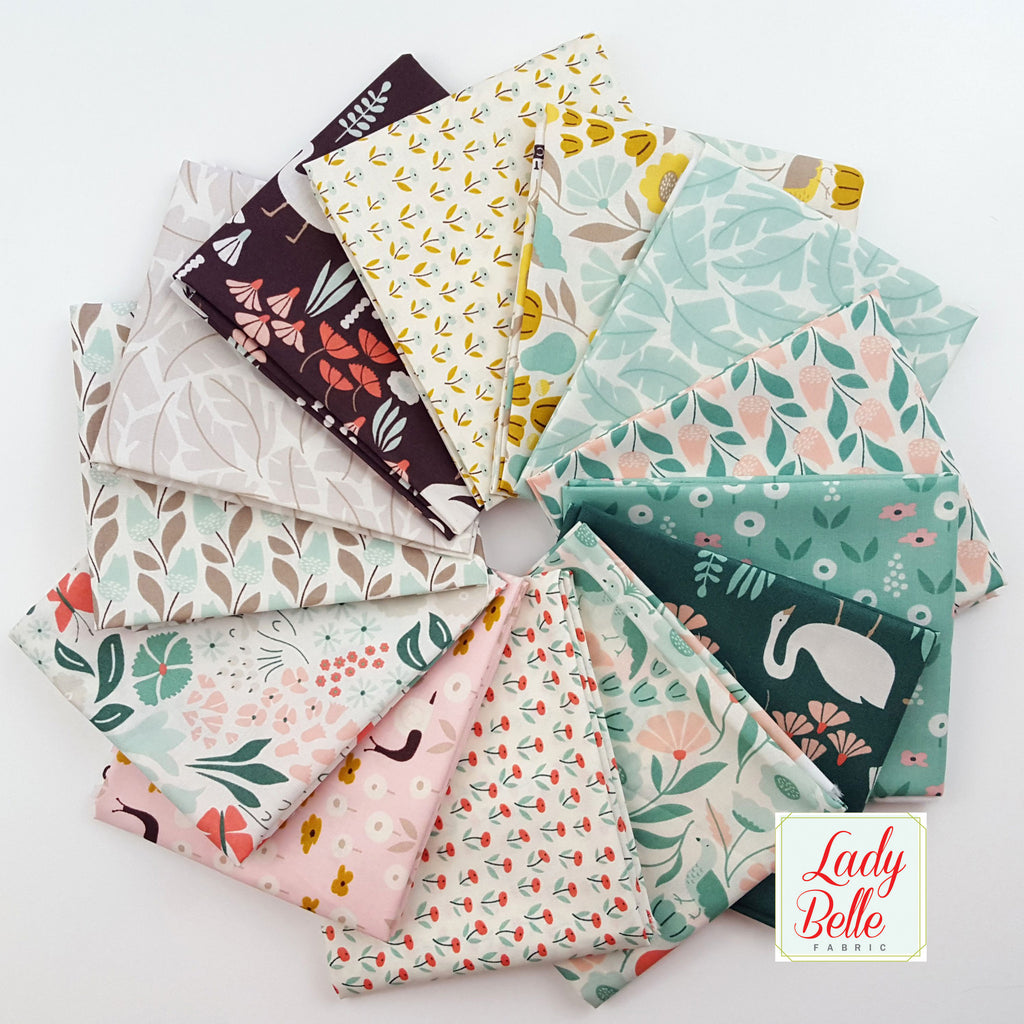 Park Life by Elizabeth Olwen for Cloud 9 Fat Quarter Bundle