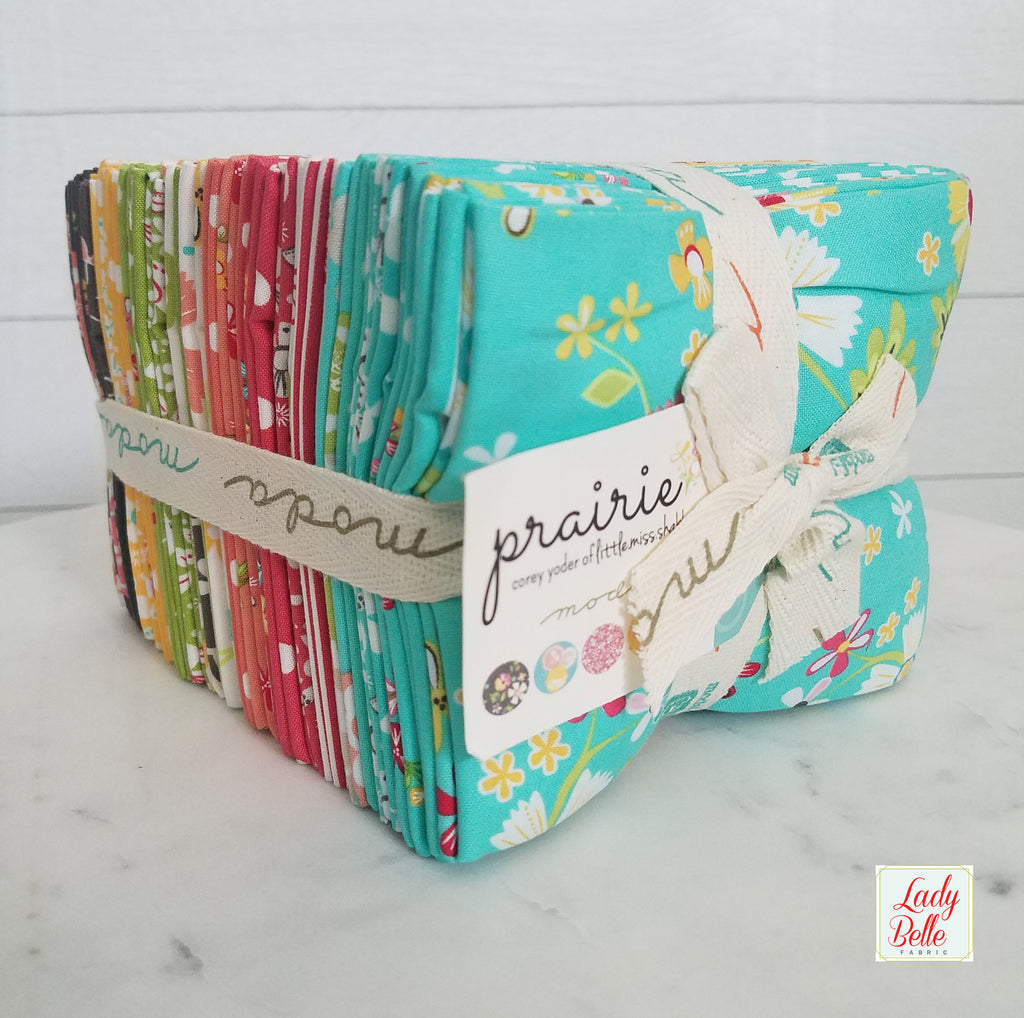 Prairie by Corey Yoder for Moda Fat Quarter Bundle