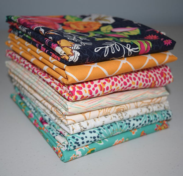 Art Gallery Fat Quarter Bundle, Priory Square by Katy Jones
