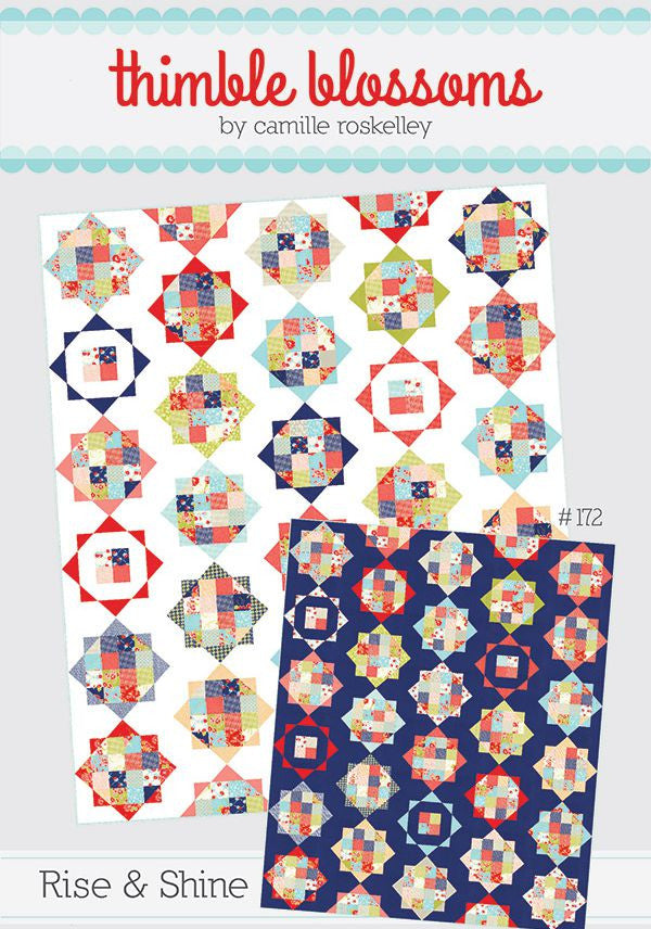 Rise and Shine quilt pattern