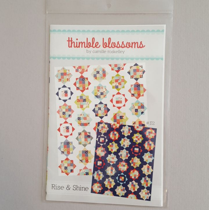 Rise and Shine from Thimble Blossoms by Camille Rosekelley