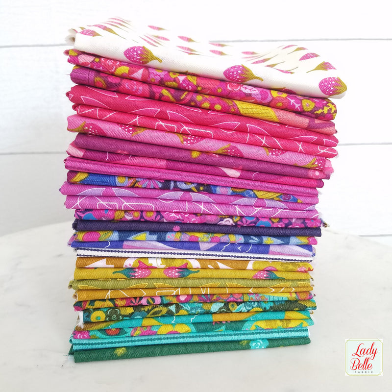 Road Trip by Allison Glass for Andover Fabrics Half Yard Bundle
