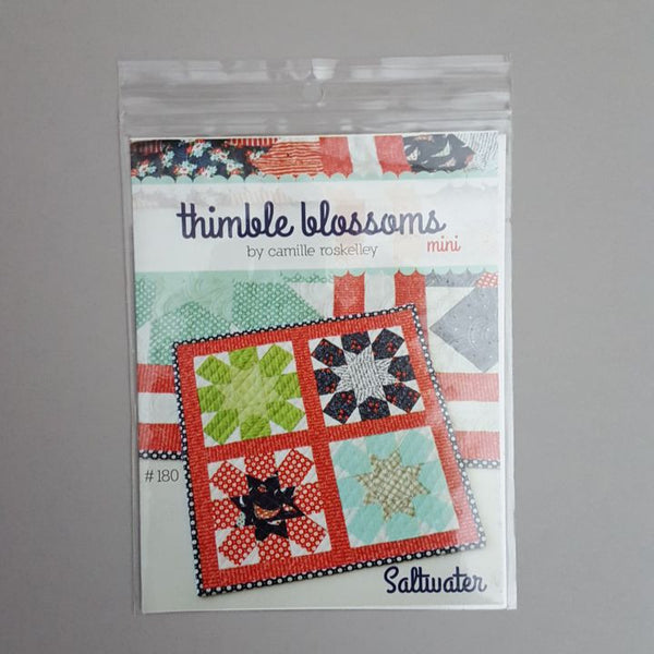 Saltwater Mini by Thimble Blossoms