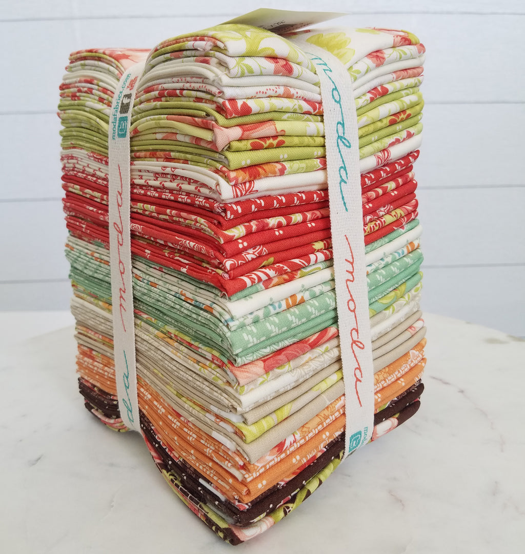 Somerset by Fig Tree and Co. for Moda Fat Quarter Bundle