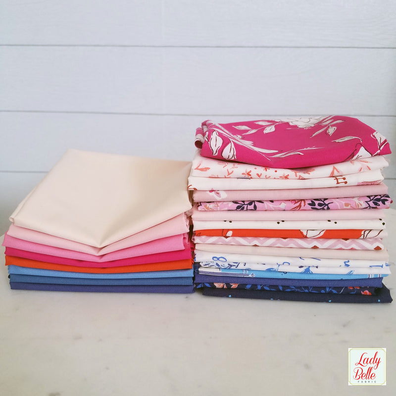 Sonata Basics by Amy Sinibaldi for Art Gallery Fabrics Fat Quarter Bundle