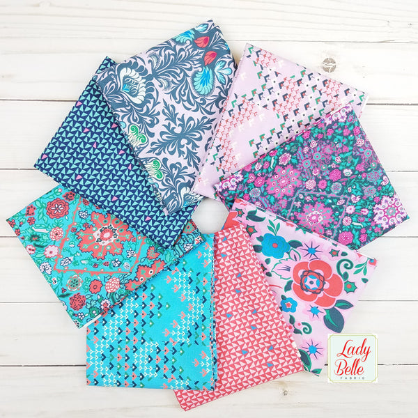 Soul Mate by Amy Butler for Free Spirit Half Yard Bundle