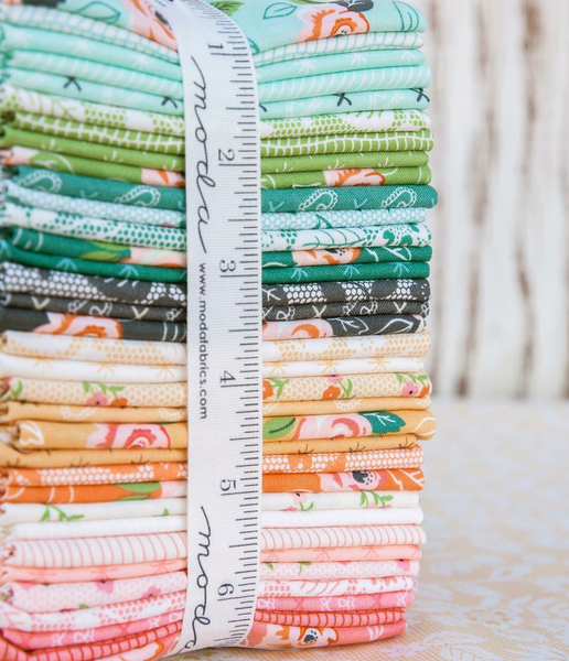 Sugar Pie by Lella Boutique for Moda Fat Quarter Bundle