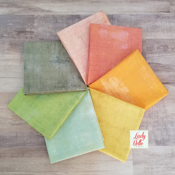 Sugar Pie Grudge by Basic Grey and Lella Boutique for Moda Fat Quarter Bundle