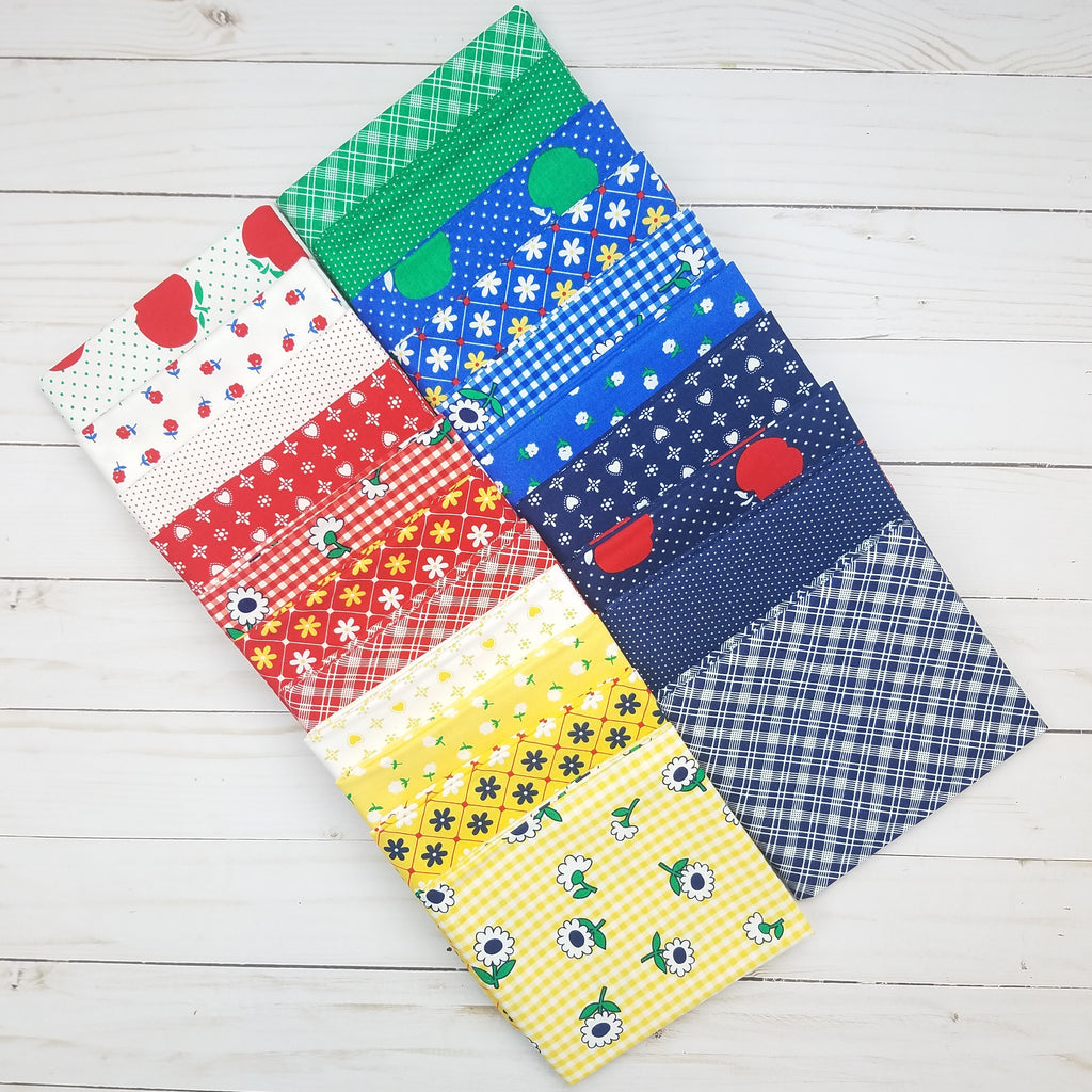Sunnyside Ave by Amy Smart for Penny Fat Quarter Bundle