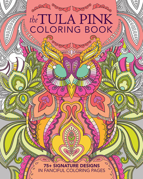 Tula Pink, Coloring Book