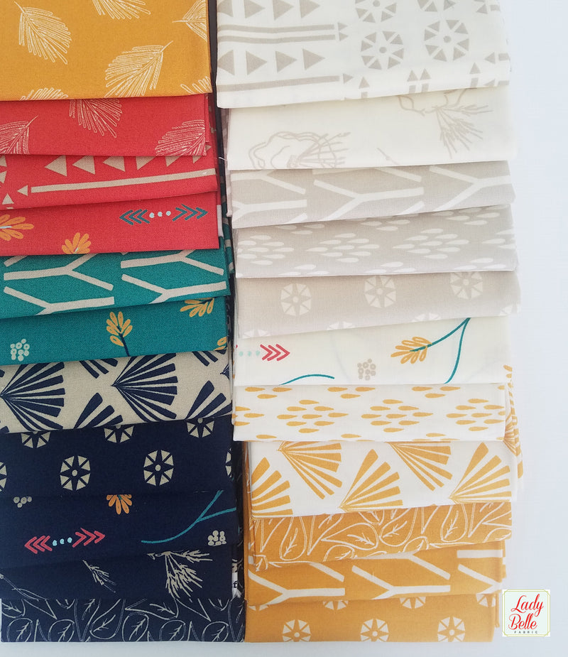 Valley by Sherri and Chelsi for Moda Fat Quarter Bundle