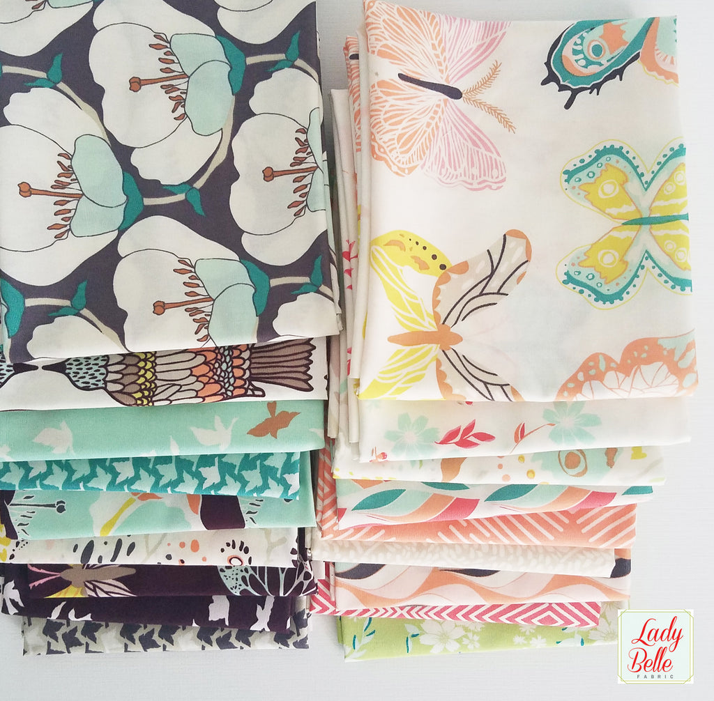 Winged by Bonnie Christine for Art Gallery Fabrics