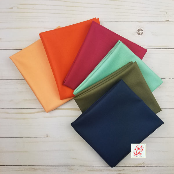 Woodlands Fusion Basics Fat Quarter Bundle