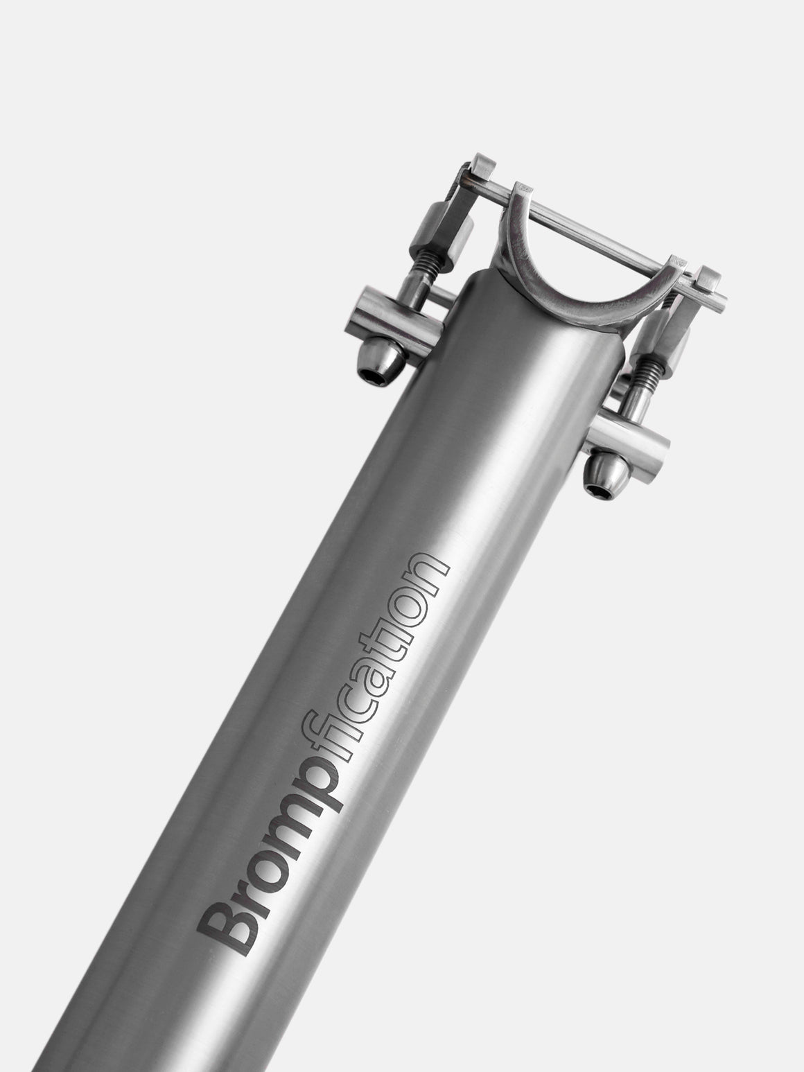 Brompfication Titanium Seatpost