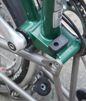 NOV Design MKS Pedal Holder