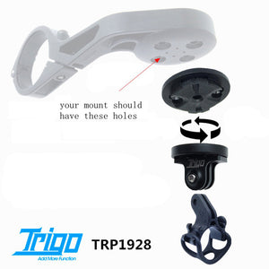 TRIGO Rotary QR For Garmin/Light TRP1928