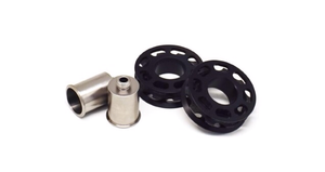 NOV Ceramic Carbon Pulleys Set
