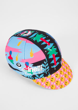 Paul Smith + Cinelli Cycling Cap