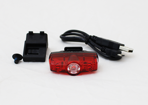 CATEYE Rapid Mini Rear Light for Brompton Saddle
