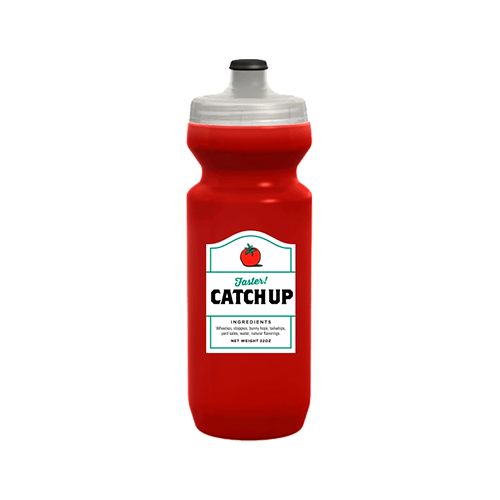 Catch Up Water Bottle