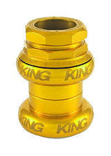 Chris King® 2Nut™ Headset GOLD