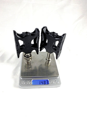 Titanium pedal axle (for Hi Pac carbon pedals only)