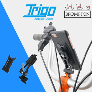 TRIGO Bike Computer Mount Brompton Edition TRP1536