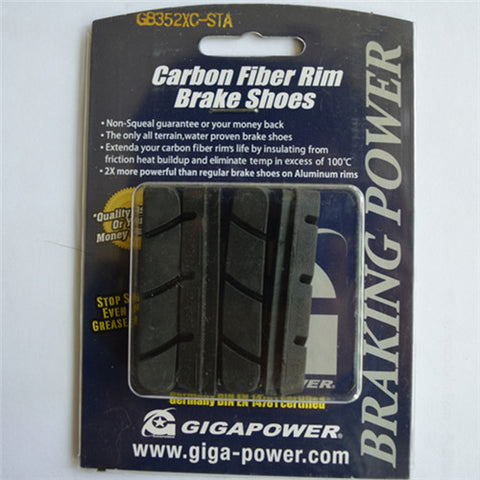 Carbon Fibre brake pads
