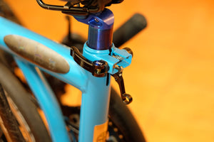 H&H Seatpost Clamp Set