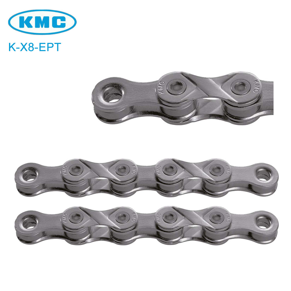 KMC X8 EPT 8 speed chain (116 links)