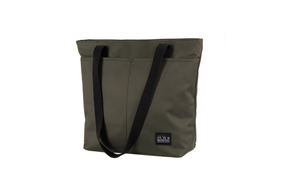 Borough Tote S, Olive, with frame
