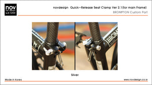 NOV Design Seatclamp version 2.1