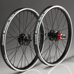 Joseph Kuosac Aluminium Wheelset for Brompton (6 Speed)