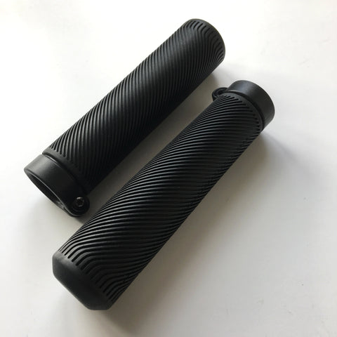 Grips - 130mm Brompton Lock-On (Black) (2017 )