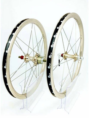ORZ 2 speed wheelset Front 14 spokes And Rear 21 spokes