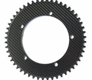 Digirit Carbon Chainring - Track
