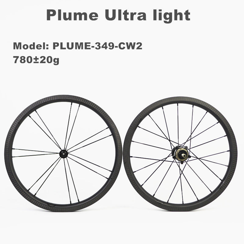 "SMC 16""349 PLUME Carbon Wheel"