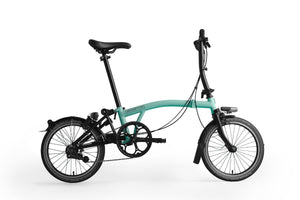 Brompton Bicycle Black Edition 2020