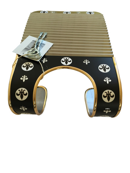 "Child Size""BLACK & GOLD"" Key of Z Washboard"