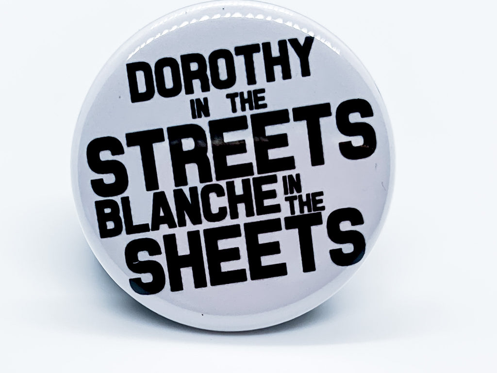 Dorothy and Blanche Button - InclusiveRandomness