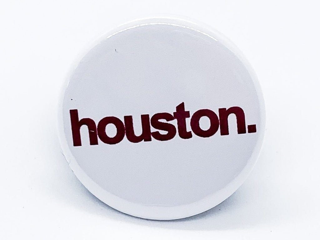 Houston Button - InclusiveRandomness