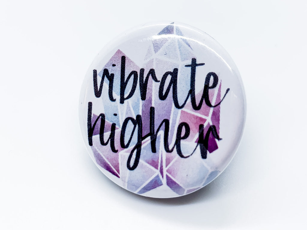 Vibrate Higher Button - InclusiveRandomness