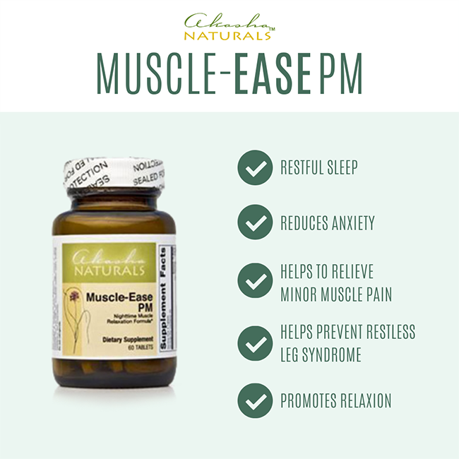 Muscle-Ease PM - 60 Tabs