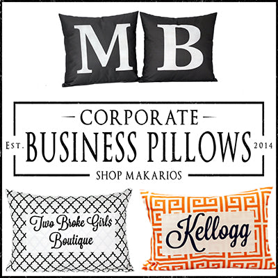 Corporate Business Pillows