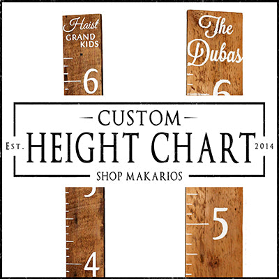 Custom Height Charts